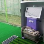 한국중부발전 제주화력본부, 금악초에 스크린 골프연습기 기증