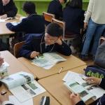 애월중학교, 자유학년제 주제선택 프로그램 운영