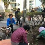 고태순 예비후보, 아라주공 환경정비 활동 참여