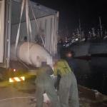 서귀포 앞바다서 밍크고래 사체 발견