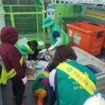 구좌읍, 새마을부녀회 불법쓰레기 단속