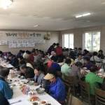 서귀포동부복지관, 경로식당 '행복한 마을 밥상' 운영