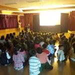 구엄초등학교, 그림자극 '어처구니 이야기' 개최