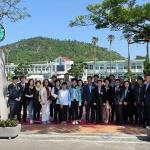 고산초등학교, 어린이날 기념식 및 교문 제막식