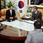 캠프 대변인 '설전'...이번엔 '중국자본 땅 팔기' 논쟁