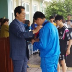 대정중, 전국장애학생체육대회 플로어볼 부문 금메달 '영예'