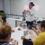 강정초등학교, 학부모 대상 커피교실 운영