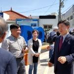 """김광수 후보 """"991프로젝트로 섬지역 교육환경 변화시키겠다"""""""