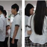 서귀포시아동보호전문기관, 중문고등학교와 함께하는 아동학대예방캠페인