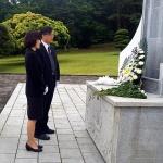 장성철 후보, 공식선거운동 첫날 현충원 및 제주4.3평화공원 참배