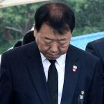 김방훈 후보, 제63회 현충일 추념식 참석