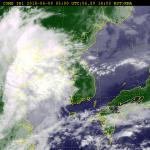 [내일 날씨] 오전 '빗방울', 낮부터 흐림...제5호 태풍 어디로?