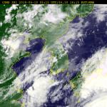 [내일 날씨] 오전에 '빗방울', 오후 점차 맑음...태풍 경로는?