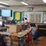구좌중앙초, 다문화정책연구학교 수업 나눔의 날 운영