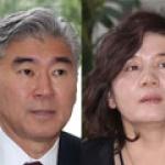 성김·최선희 회동…북미 비핵화 담판 3+3실무협상