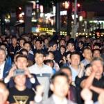 """이석문 교육감 후보 마지막 총력유세...""""9만 아이들 담임교사 될 것"""""""