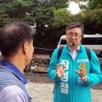 장성철 후보, 투표일 앞두고 11~12일 밤샘 '발품유세' 돌입