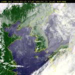 [내일 날씨] 주말, 곳에 따라 산발적 빗방울...6호 태풍, 어디로?