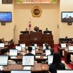 제주도의회, 대정고 모의의회 체험 개최