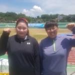 제주 선수단, 전국 육상경기대회서 '활약'