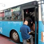 '준공영제' 도입 제주도, 버스업체 첫 경영-서비스 평가 실시