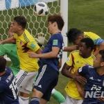 일본은 이겼다, 상대선수 퇴장 힘입어 콜롬비아 2:1 제압