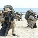 한미 국방부, 해병대 연합훈련 KMEP 무기한 연기