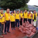 환경문화시민연대 서귀포시협의회, 배수구 정비활동 전개