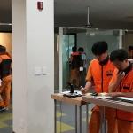 제주소방서 119대원, 서울 재난 지휘역량강화센터 방문훈련
