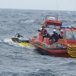 제주, 수상오토바이 타다 표류한 40대 구조