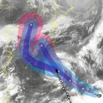 초강력 태풍 '솔릭' 22일부터 내습...예상 진로는?