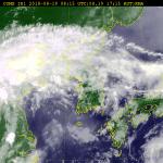 [내일 날씨] 다시 후텁지근 더위...이번주 태풍 '솔릭' 영향권