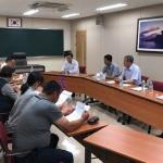 농협제주시지부, 농업인단체 회장단과 가뭄·폭염 피해 복구 방안 논의