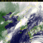 [오늘 날씨] 무더위 속 폭풍전야 긴장...태풍 '솔릭', 예상진로는?