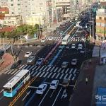 """""""대중교통 1년, 의미있는 성과...비용은 줄여 나갈 것"""""""