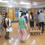 봉개동 민속보존회, 탐라문화제 출전 연습 매진