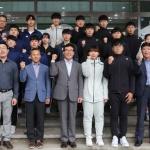 제주대, 제99회 전국체전 참가 선수단 출정식 개최
