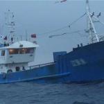 제주 해역서 불법조업 중국 어선 2척 적발