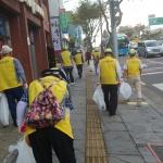 중앙동노인회 환경정비 봉사활동 실시