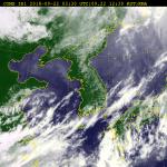 [내일 날씨] 연휴 이틀째, 구름 많음...태풍 '짜미', 이동진로는?