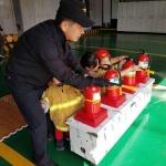 오라119센터, 어린이집 소방안전교육 진행