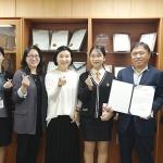 농협은행, NH투자증권 합격 제주여상 부준영 학생에 표창