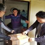 화북동주민센터, 동절기 대비 생활이 어려운 가구 난방용품 지원