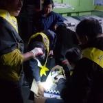봉개동 자생단체 합동 쓰레기 불법 배출 단속