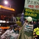 [강정 이야기] 미군의 크루즈항 이용 특혜와 경찰의 과잉대응
