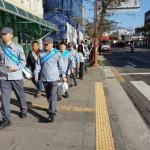 동홍119센터, 서귀포매일올레시장 화재예방 캠페인 전개