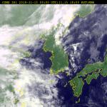 [내일 날씨] 흐리고 산발적 빗방울...찬공기 유입 '쌀쌀'