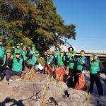 용담2동, 새마을지도자협의회 하천 환경 정비