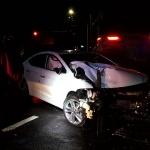 효돈119센터, 교통사고 사고현장 수습