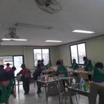 구좌읍새마을부녀회, 게이트볼대회서 봉사활동